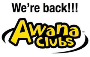 Awana Awards Night!